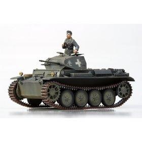 Немецкий лёгкий танк Pz.Kpfw.II Ausf.D 2