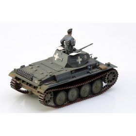Немецкий лёгкий танк Pz.Kpfw.II Ausf.D 3