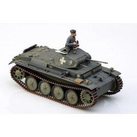 Немецкий лёгкий танк Pz.Kpfw.II Ausf.D 4