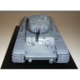 Советский скоростной тяжёлый танк КВ 1С 1