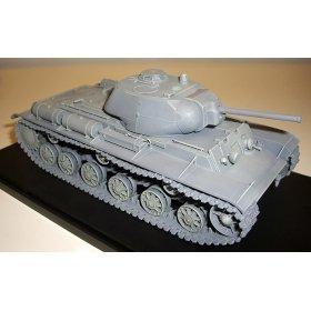 Советский скоростной тяжёлый танк КВ 1С 2