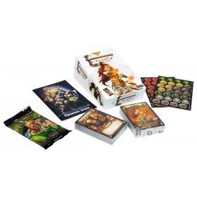 Коллекционная карточная игра Берсерк Герои «Повелители стихий. Делиома»