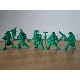Набор солдатиков Банда Псы Войны