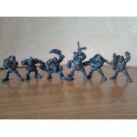 Набор солдатиков Осадный легион Тайфун