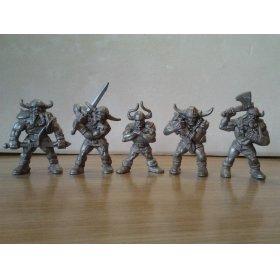 Набор солдатиков Рота Варяг