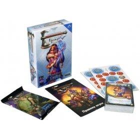 Коллекционная карточная игра Берсерк Герои Рождённые Бурей. Ниара